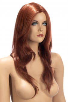 Парик World Wigs OLIVIA LONG REDHEAD