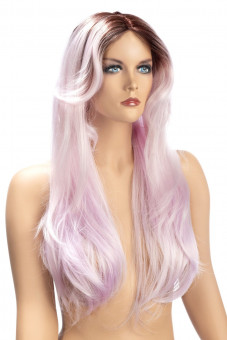 Парик World Wigs AYA LONG TWO-TONE MAUVE