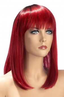 Парик World Wigs ELVIRA MID-LENGTH TWO-TONE RED