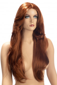 Парик World Wigs RIHANA LONG REDHEAD